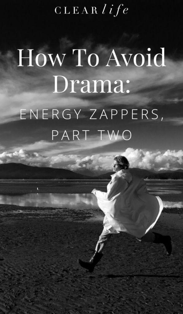 How to Avoid Drama
