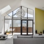 light in a living space