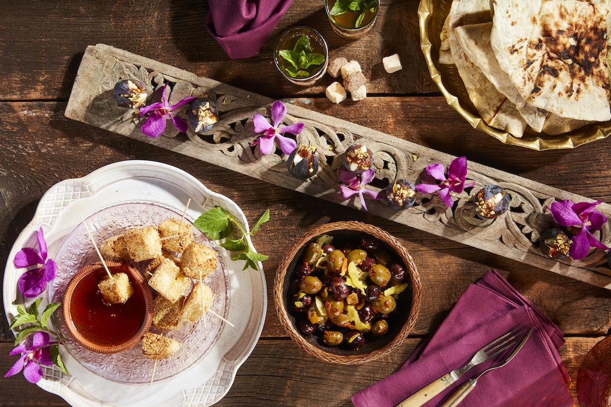 spice olive tapas
