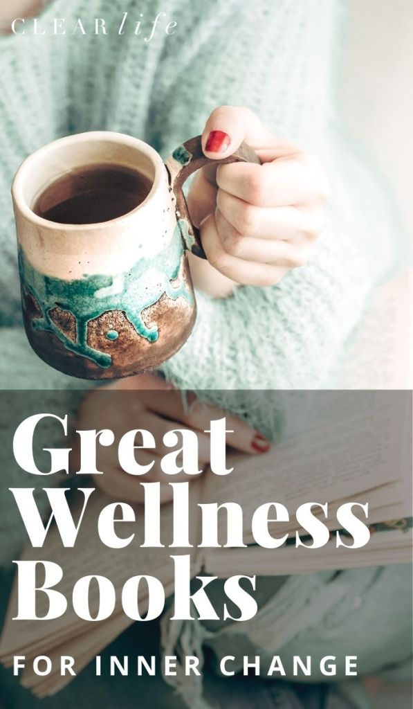 If you've decided to take action and find your path to health and well-being from the inside out, what better way to boost your motivation than with inspiring books.