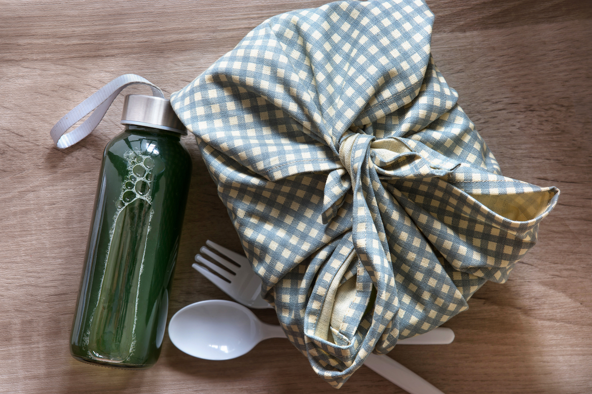 Plastic Free Your Lunch
