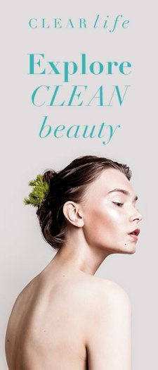 clean cosmetic products