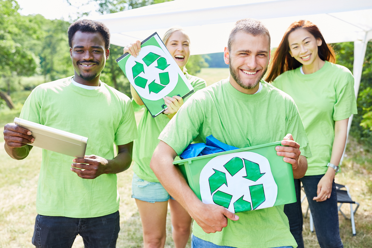 corporate responsibility to the environment