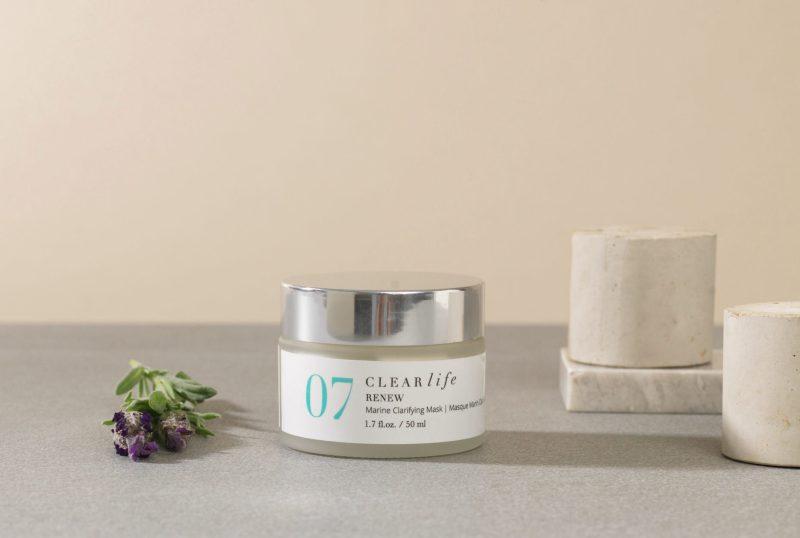 clearlife marine clarifying mask natural skincare