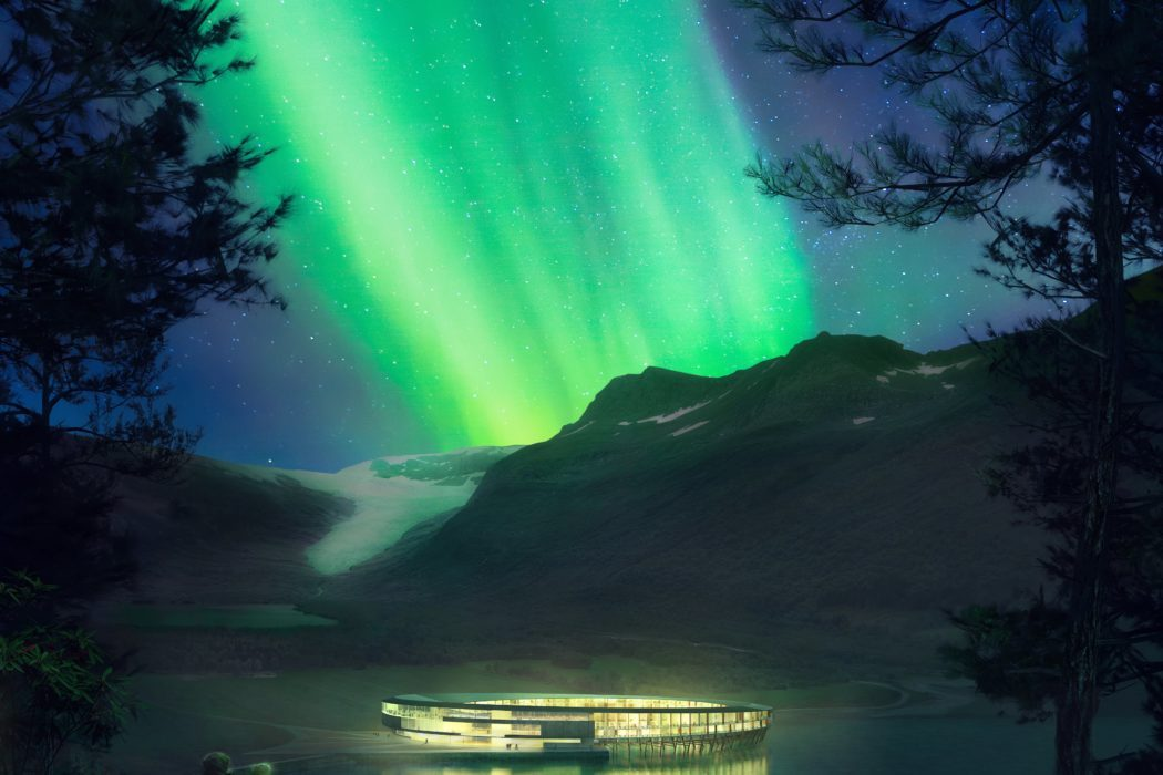 Svart - The First Eco Friendly Hotel