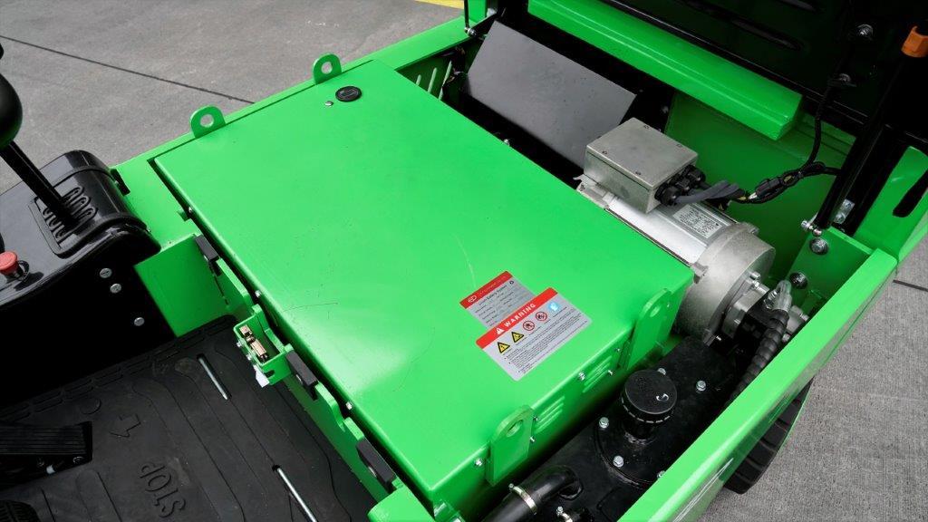 EP Lithium Forklift Ireland