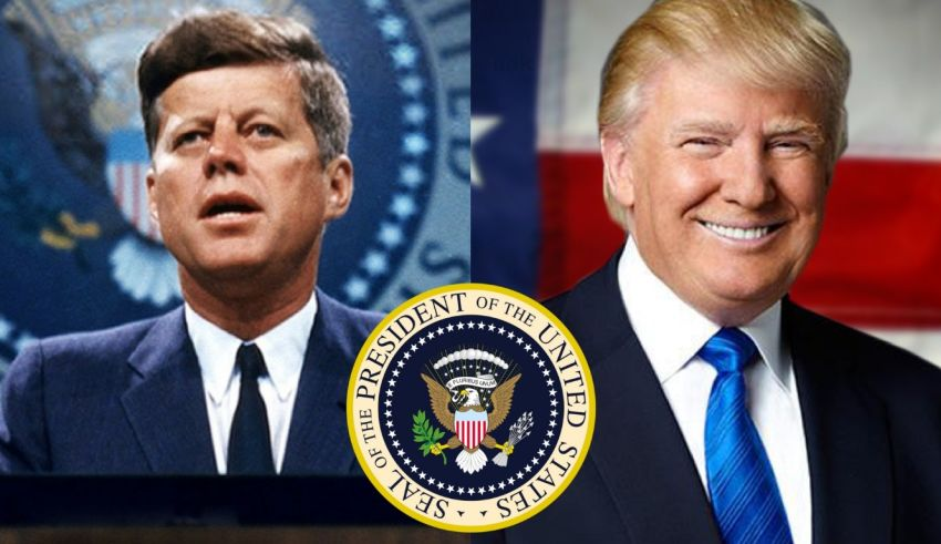 JFK-Trump