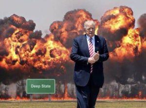 Trump VS 4ème Reich