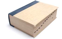Glossary or dictionary of inventory terms