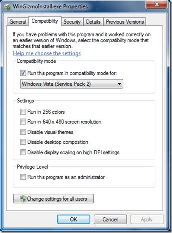 gizmo5 windows 7