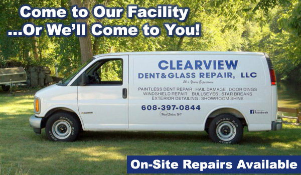 on-site mobile repair service