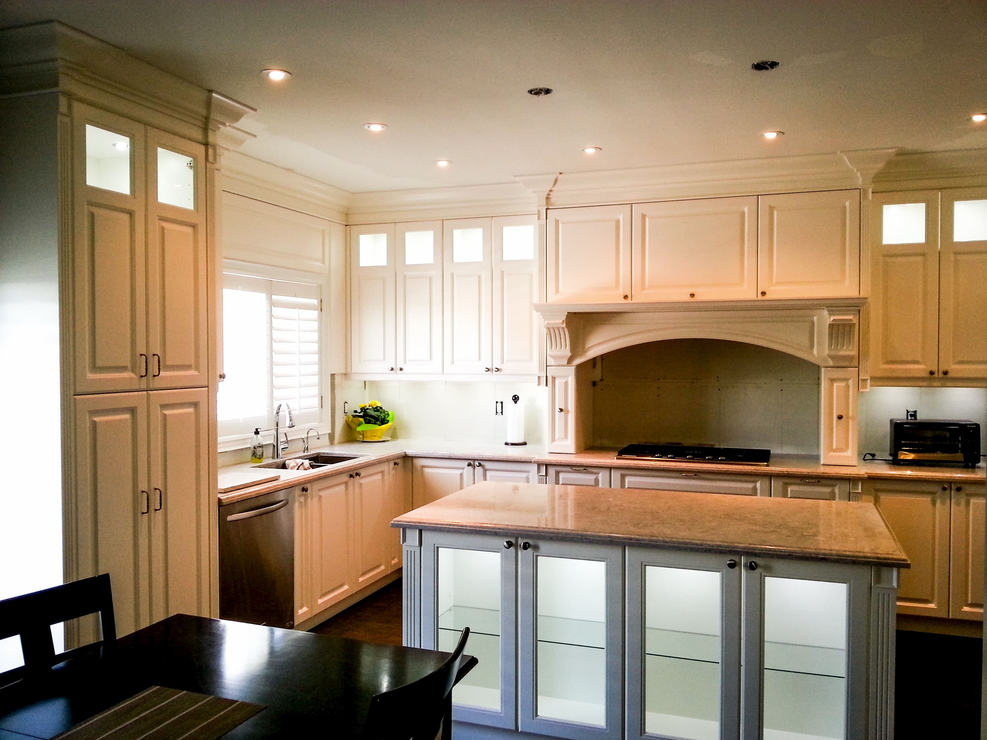 Custom Kitchen Cabinets Clearview Kitchens