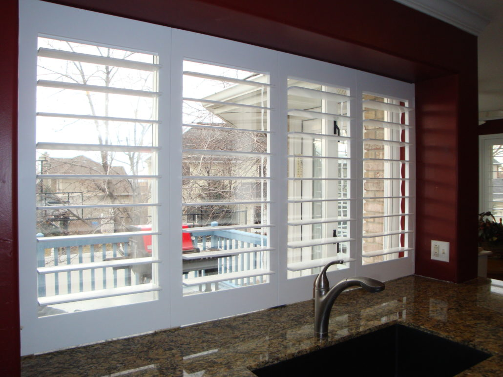 Clearview Window Shutters Wooden Shutters Plantation