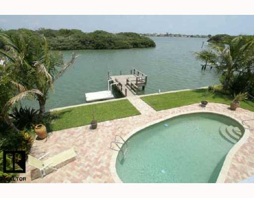 Relax in this Waterfront Belleair Pool Home