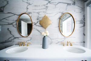 Clear Clutter in Your Bathroom (with less stress & overwhelm)