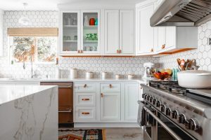 Clear Clutter in Your Kitchen (for better health + happiness)