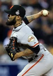 The Giants Sergio Romo