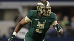 Baylor's Defensive End Shawn Oakman