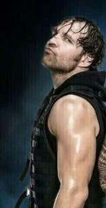 WWE Superstar Dean Ambrose