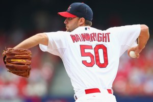 St. Louis Cardinals Starting Pitcher: Adam Wainwright