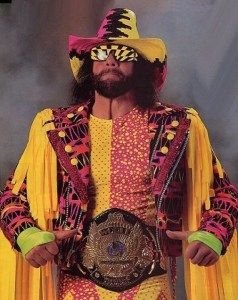 "Randy ""The Macho Man"" Savage"