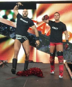 Cesaro and Kidd will emerge victorious this Sunday