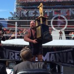 Big Show won the 2nd Annual Andre the Giant Memorial Battle Royal