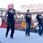 NWO makes a surprise appearance