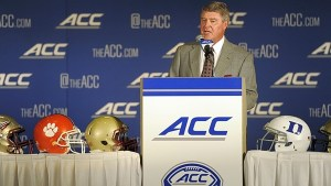 John Swofford, President of the ACC.