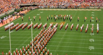 Go Vols! Cheer on the University of Tennessee at Neyland Stadium- just minutes from our front door.