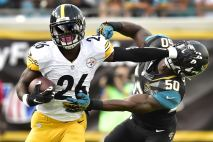 Le'Veon Bell returns after his two-game suspension