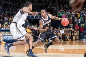 NCAA Basketball: Wis.-Milwaukee at Notre Dame
