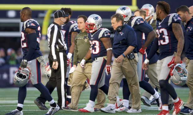 NFL: Washington Redskins at New England Patriots