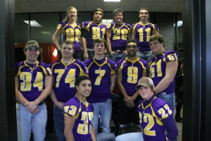 2013 Godley All Johnson county football selections