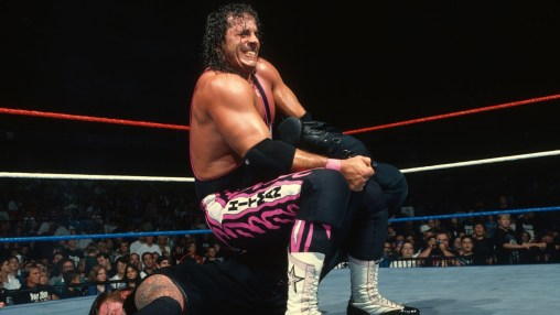 Image result for bret hart sharpshooter