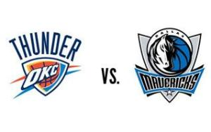 Thunder-v-Mavericks