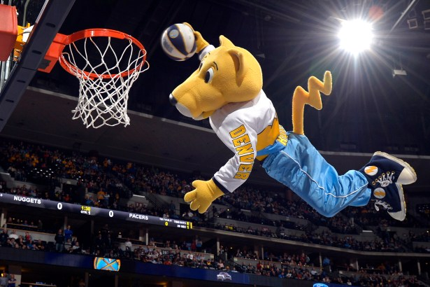 Pacers Nuggets Basketball