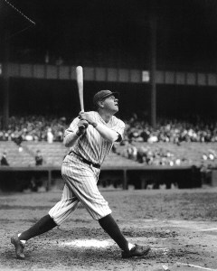 Babe Ruth New York Yankees