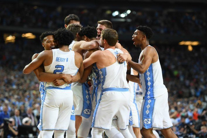 UNC Out Plays Gonzaga to Win National Championship – Cleat Geeks