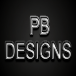 PB Designs Logo NEW