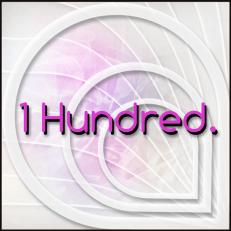 1 Hundred. Logo 1_1