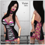 _BE Designs_- Vivian- Zebra Black