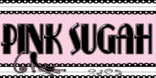 .__Pink Sugah__. New Logo