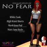 No Fear - [Twinkle] - July Round @ LJ
