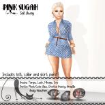 ._Pink Sugah__. Sail Away - Lubbly Jubblies - July