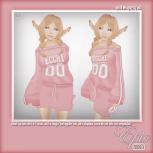 _Epic_ Ecchi 00 Sporty Set {Baby.Pink} Ad