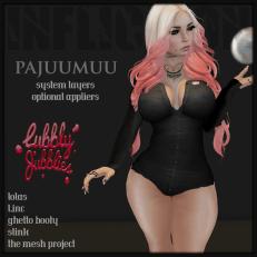 [ Infliction ] Pajuumuu Vendor (Lubbly Jubbly)