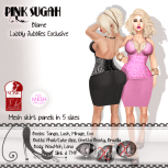 .__Pink Sugah__. Blame - Lubbly Jubblies Exclusive