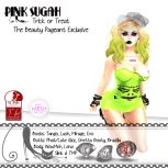 .__Pink Sugah__. Trick or Treat - Beauty Pageant exclusive 1