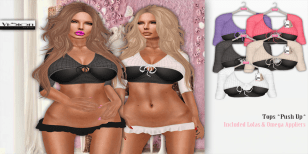 {ViSion} -S&F - Top _Push Up_ _Lubbly Jubblies